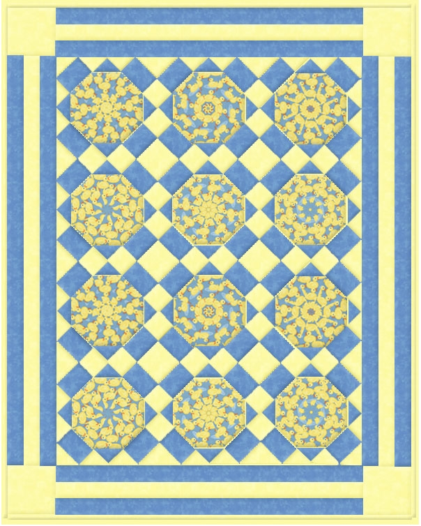 spinning flagstones kaleidoscope quilt pattern Interesting Kaleidoscope Quilt Pattern Inspirations