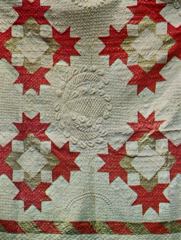 springfield greene county library bittersweet Elegant Jackson Star Quilt Pattern