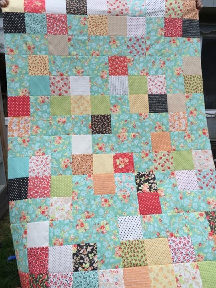 square quilt patterns 7 simple square quilt designs Stylish Quilt Patterns With Squares