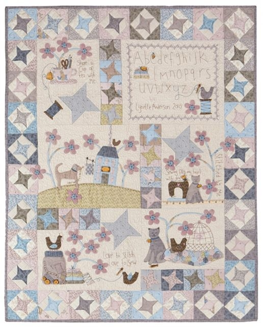 stitched me full quilting pattern set lynette anderson designs new on sale Stylish Lynette Anderson Quilt Patterns Inspirations