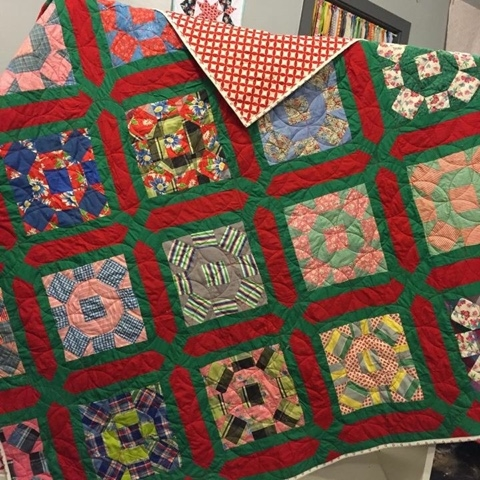 studio v vintage quilt tops Unique Vintage Quilt Tops Inspirations