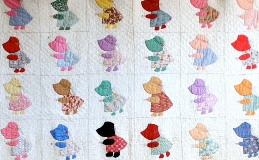 sunbonnet sue quilt free quilt patterns Stylish Sue Bonnet Quilt Pattern Gallery
