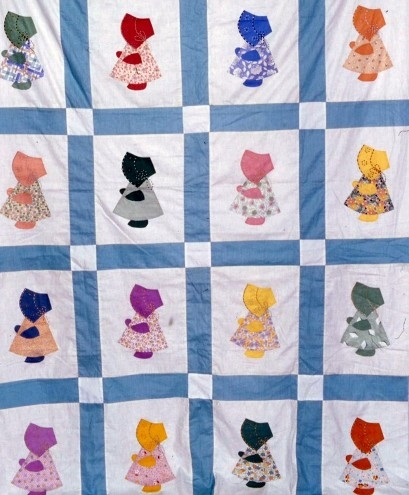 sunbonnet sue quilt free quilt patterns Stylish Sunbonnet Quilt Patterns Free Inspirations