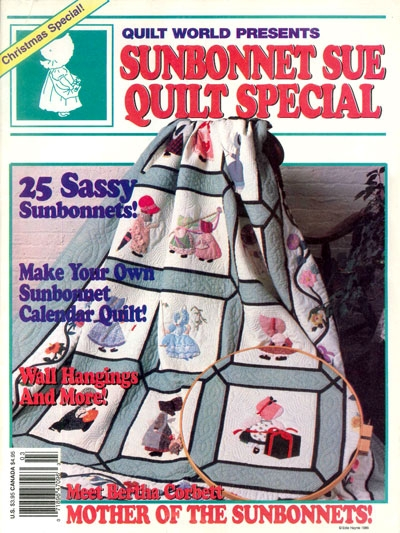 sunbonnet sue quilt special Interesting Sunbonnet Sue Quilt Pattern Book Gallery