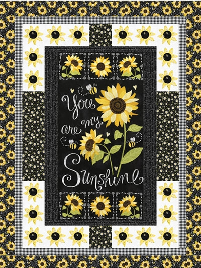 Permalink to Unique Sunflower Quilt Patterns Inspirations