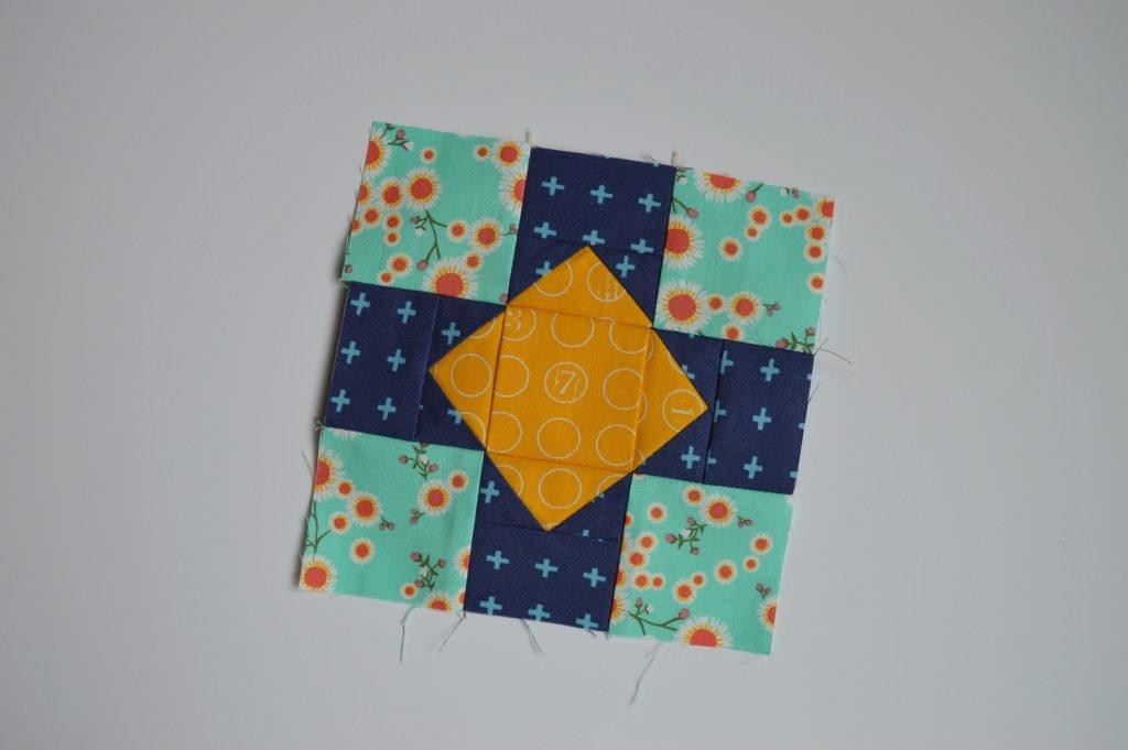 super simple sampler quilt blocks color girl quilts Cozy Sampler Quilt Block Patterns Gallery