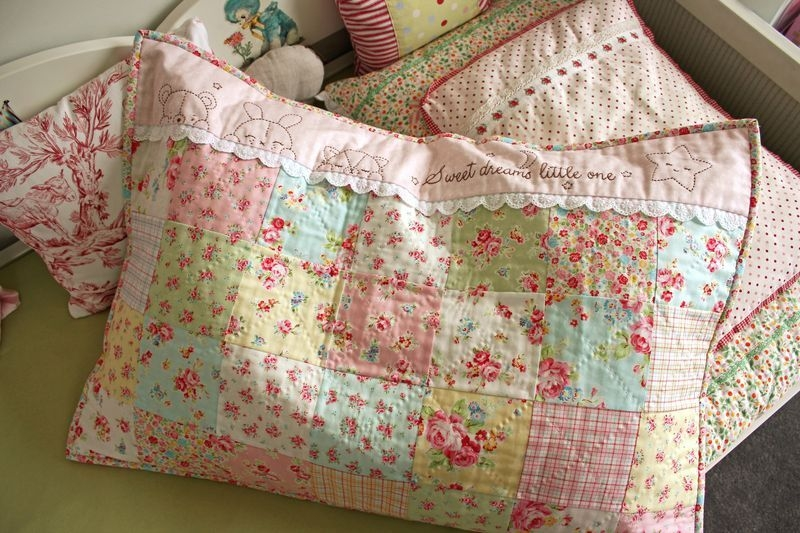 sweet dreams little one pillows sewing pillows Stylish Quilted Pillow Cases Patterns