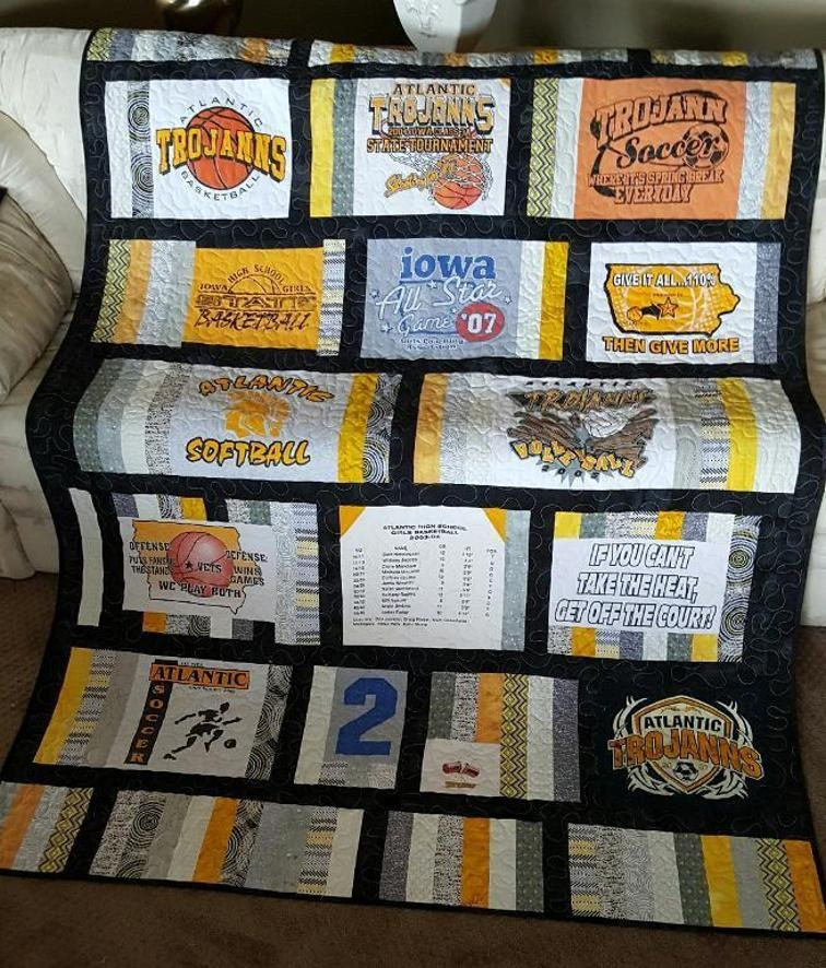 t shirt quilt ideas 6 tips for out of the box t shirt quilts Stylish Pattern For TShirt Quilt Gallery
