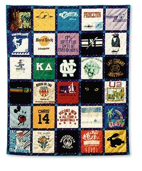 tee shirt quilt patterns t shirt memories quilt pattern Unique Keepsake Quilting Patterns Inspirations