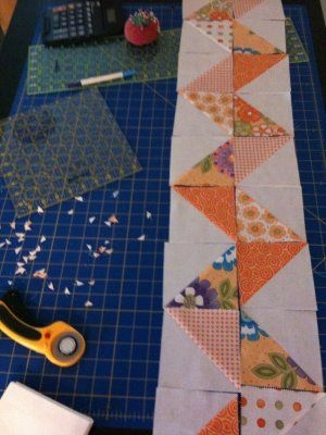 texas freckles triangles and zig zags quilt borders Elegant Half Square Triangle Quilt Borders