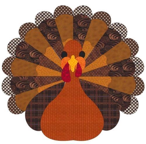 thanksgiving turkey quilt free quilt patterns Stylish Thanksgiving Quilt Patterns