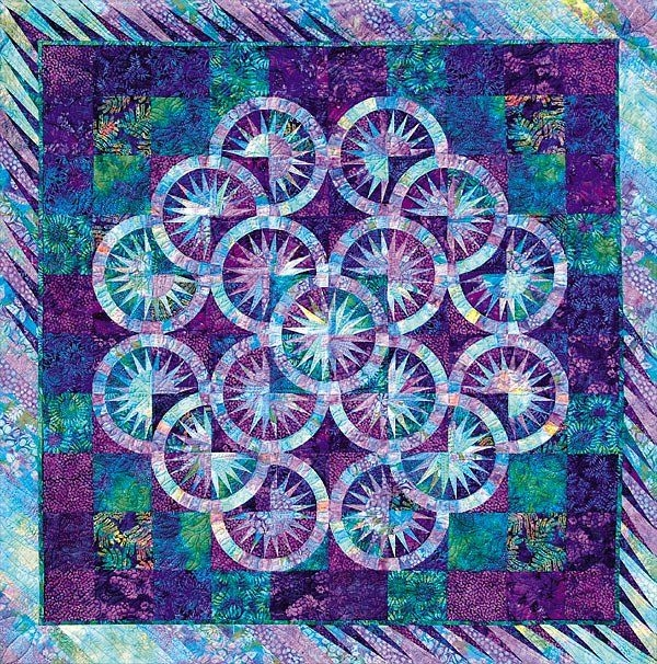 the crown of thorns quilt pattern quilt ideas quilt Cozy Crown Of Thorns Quilt Pattern