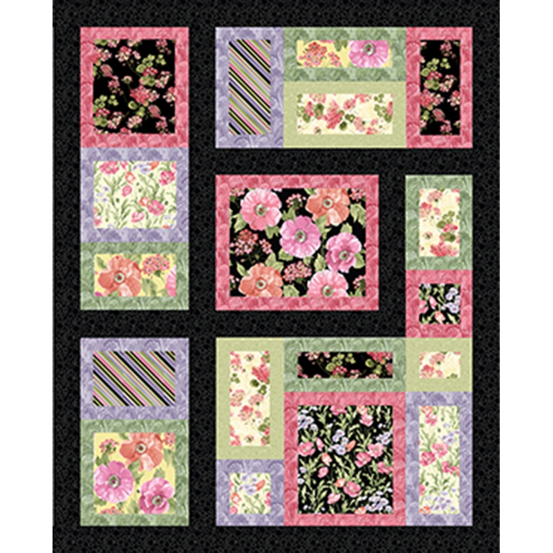 the great frame up pattern optional download Interesting Picture Frame Quilt Pattern Inspirations