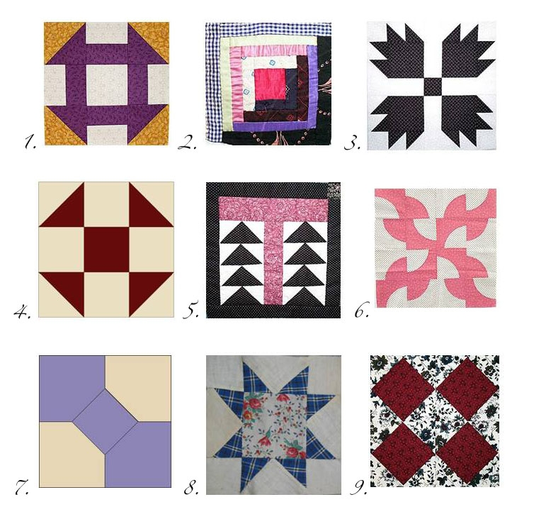 the history of the american quilt part one pattern observer Unique Traditional American Quilt Patterns