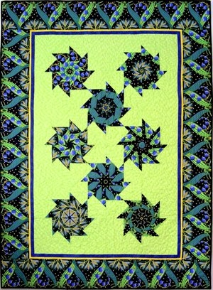 the stack n whack quilt is a great beginners project it is Stack And Whack Quilt Pattern Inspirations
