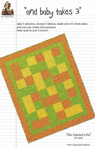 the teachers pet design quilt patterns Cool Quilt Patterns Using 3 Fabrics Gallery