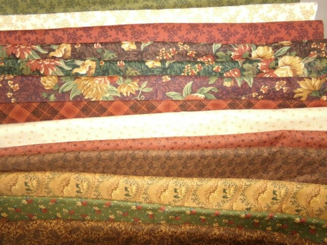 thimbleberries harvest eve fall rjr bty cotton quilt fabric u pick see 4 info Elegant New Thimbleberries Quilt Fabric Gallery