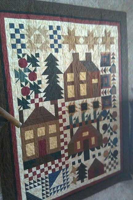 thimbleberries this is such a fun quilt to make quilting Cozy Thimbleberries Quilt Patterns Inspirations