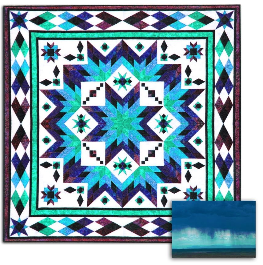 this desert beauty knock out taos block of the month or Interesting Quilting Ideas For Taos Block Of The Month
