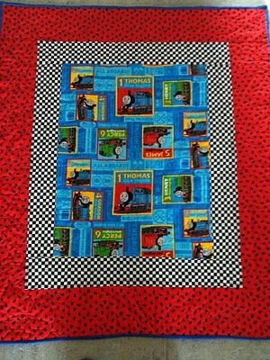 thomas the train quilt all things thomas quilts easy Cozy Thomas The Train Quilt Patterns Gallery