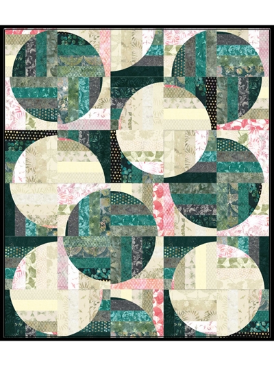 time after time quilt pattern Interesting Quilt Patterns With Circles Gallery