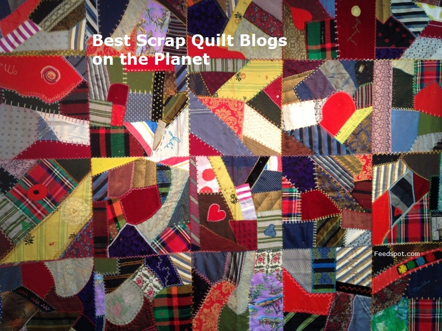 top 20 scrap quilt blogs and websites to follow in 2019 Cozy Quilt Blogs With Patterns