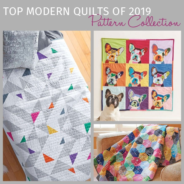 top modern quilts of 2020 pattern collection Modern Modern Quilt Patterns For Beginners
