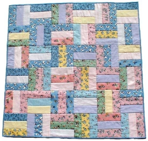 traditional rail fence quilt kit learn how to quilt kit for Cool Rail Fence Quilt Pattern Instructions Gallery