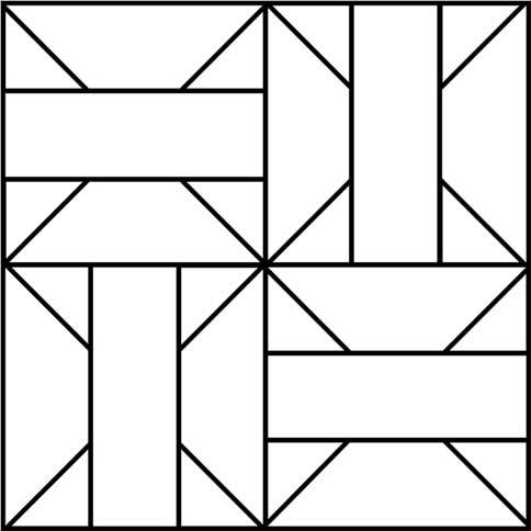 traveler quilt block pattern printable quilt block Interesting Printable Quilt Block Patterns Gallery