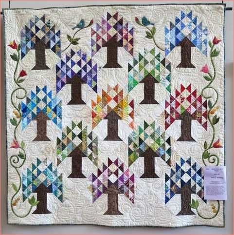 tree of life quilt pattern free quilts tree quilt Unique Tree Of Life Quilt Pattern Gallery