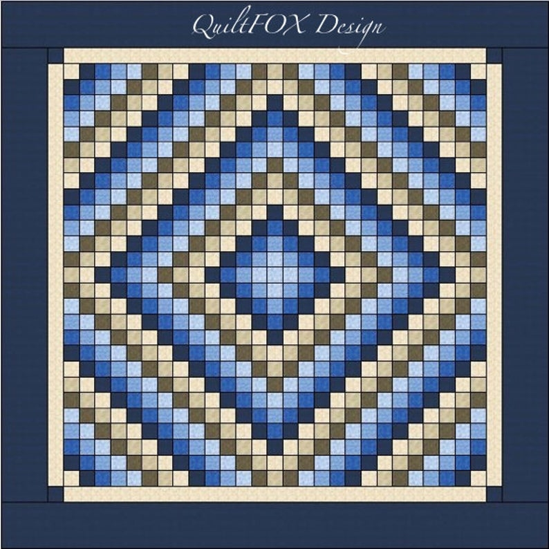 trip around the world quilt pattern king size 105 x 105 printed Stylish Trip Around The World Quilt Patterns Inspirations