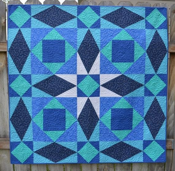 tsunami a giant storm at sea digital quilt pattern Interesting Storm At Sea Quilt Pattern Gallery