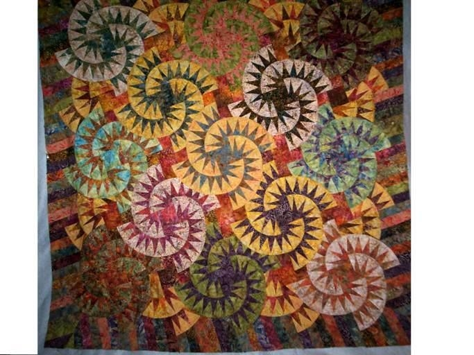 Stylish Beautiful Discontinued Quilt Fabric