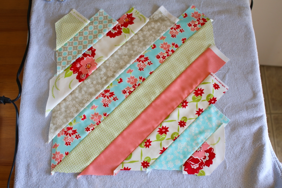 tutorial striped pillow case loganberry handmade Stylish Pillowcase Quilt Pattern Gallery