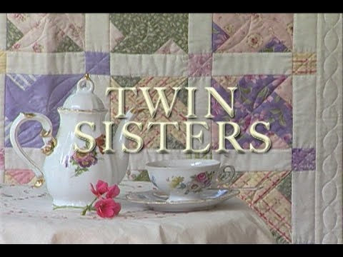 twin sisters quilts through the seasons series Interesting Twin Sisters Quilt Pattern