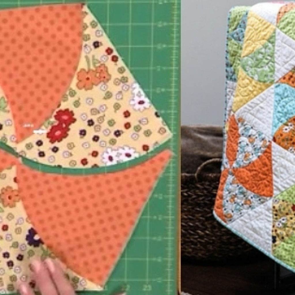 twisted triangles template save your fabric try this Modern Twisted Triangle Quilt Pattern Gallery
