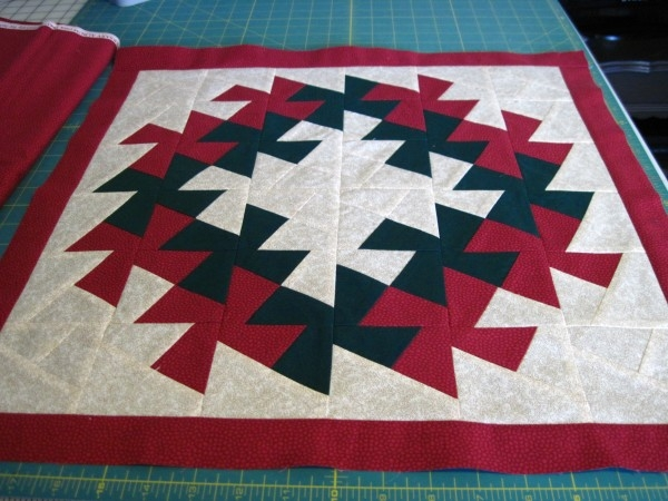 twister wreath quilting linda Modern Lil Twister Quilt Patterns Inspirations