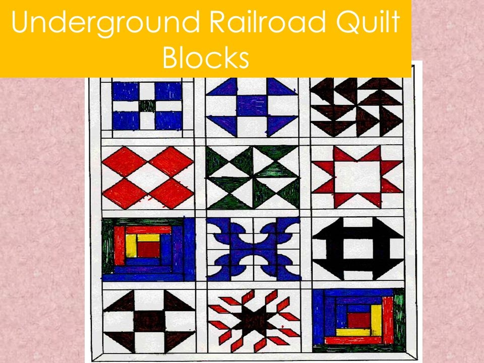 underground railroad quilt blocks Elegant Railroad Quilt Block Pattern