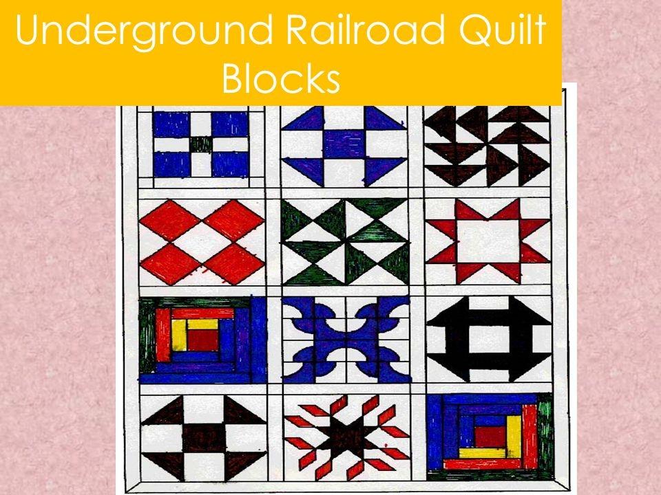 underground railroad quilt blocks Modern Quilt Patterns Underground Railroad
