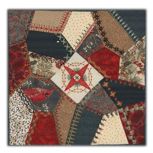 victorian crazy quilt 12 quilt pattern Cozy Victorian Quilt Patterns Inspirations