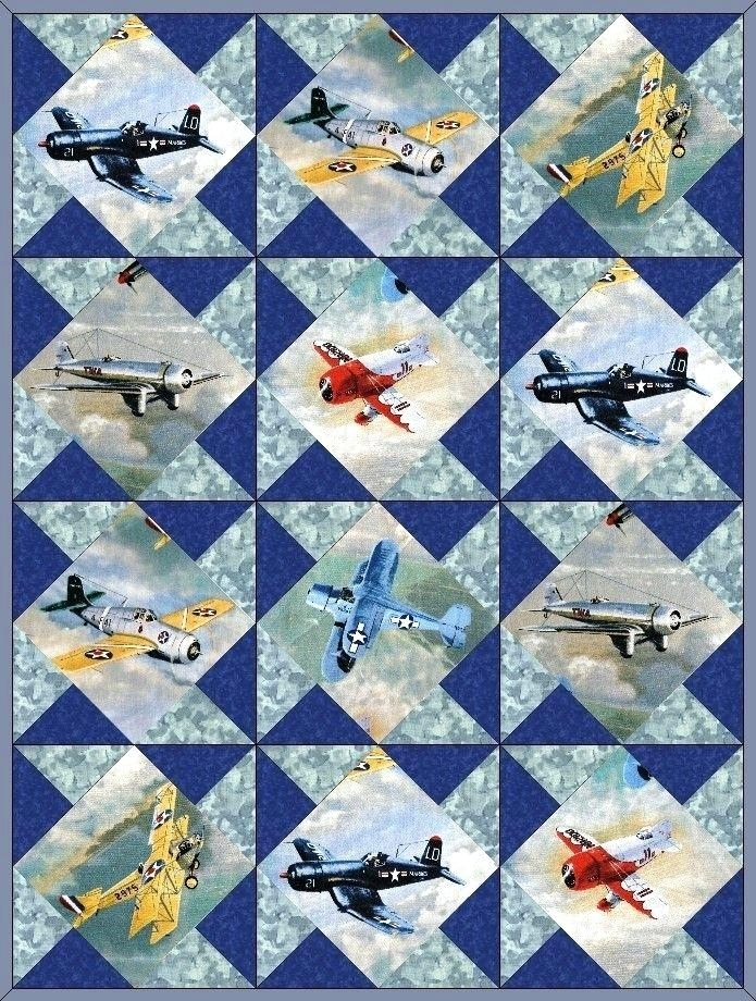 vintage airplane quilt fly away vintage airplane boys quilt Vintage Airplane Quilt Gallery