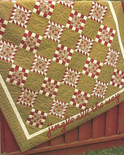 vintage find peppermint swirls quilt pattern fig tree quilts joanna figueroa Cozy Fig Tree Quilts Patterns