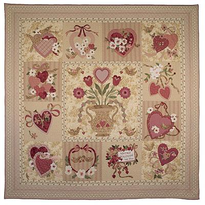 vintage valentine the vintage spool Stylish Vintage Spool Quilt Patterns Inspirations