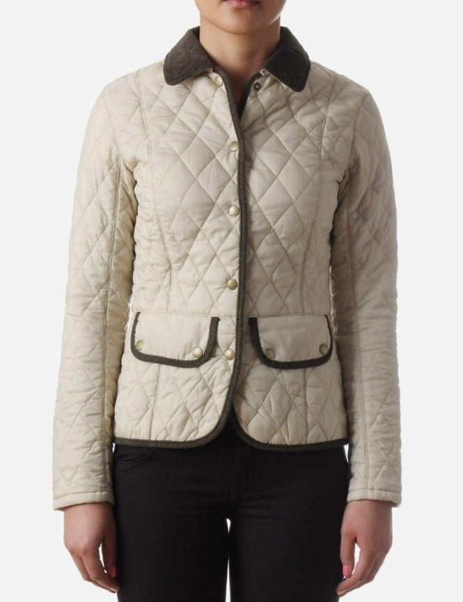 Permalink to Cool Barbour Vintage Quilted Jacket With Cord Collar And Trims