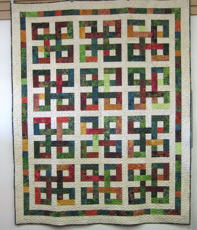 waste knot from aquiltedheart 15 feb 2015 quilting Cool Waste Knot Quilt Pattern For Sale Inspirations