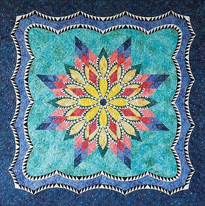 water lily quilt pattern linda mcgibbon Interesting Water Lily Quilt Pattern Inspirations