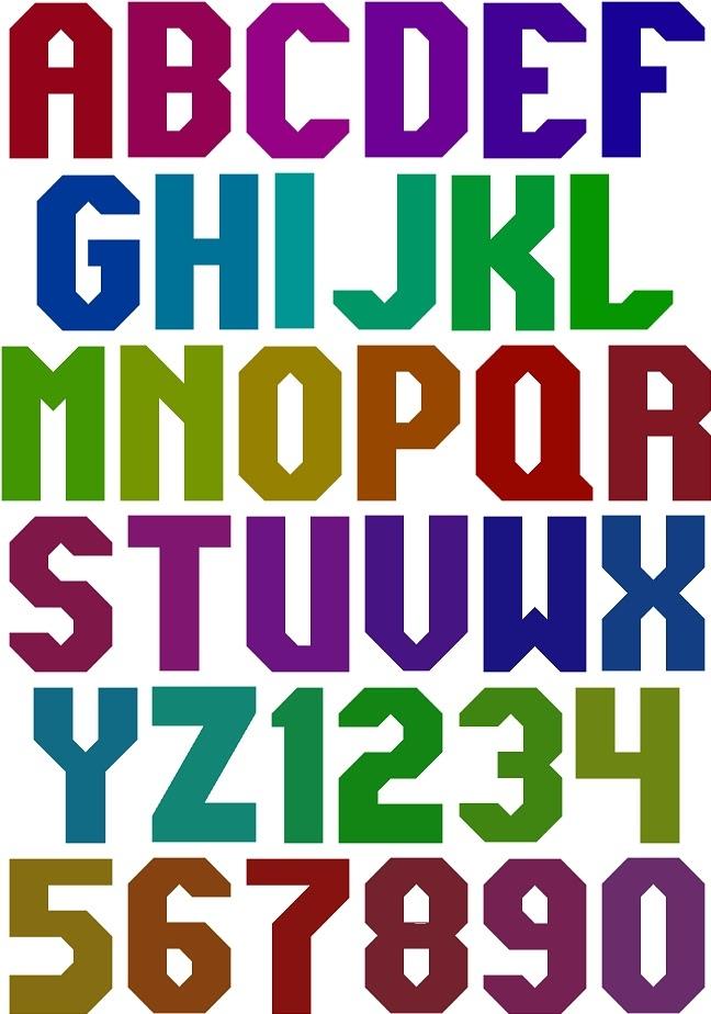wayne kollingers sketch book Elegant Alphabet Quilt Block Pattern