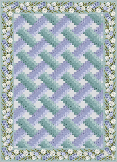 weaver fever 1p 1100 animas quilts publishing quilt Modern Weaver Fever Quilt Pattern Gallery