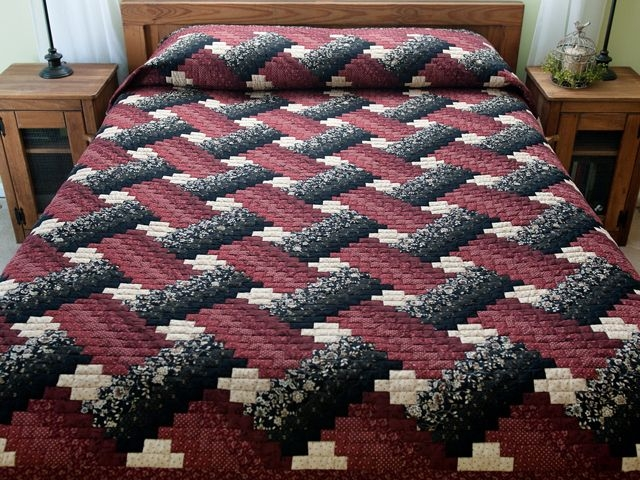weaver fever quilt marvelous carefully made amish quilts Modern Weaver Fever Quilt Pattern Gallery