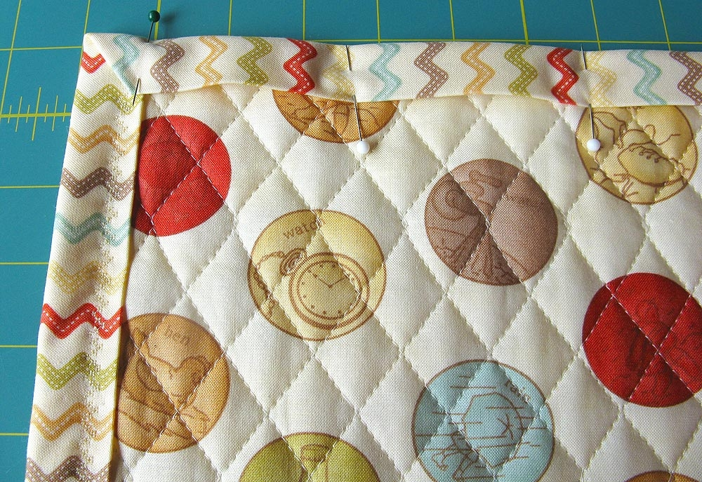 whimsy ez pre quilted ba blanket sew4home Stylish Sewing With Pre Quilted Fabric Inspirations